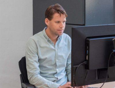 Matthijs Aantjes - oprichter 24Baby.nl