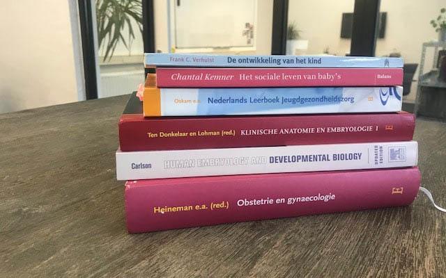 Boeken als bronnen voor 24Baby.nl